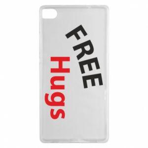 Etui na Huawei P8 Free Hugs