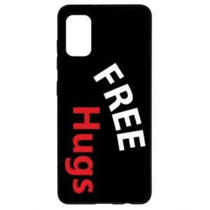 Etui na Samsung A41 Free Hugs