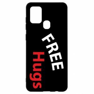 Etui na Samsung A21s Free Hugs