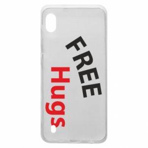 Etui na Samsung A10 Free Hugs