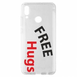 Etui na Huawei P Smart 2019 Free Hugs