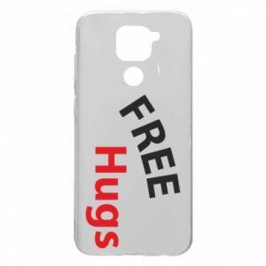 Etui na Xiaomi Redmi Note 9/Redmi 10X Free Hugs