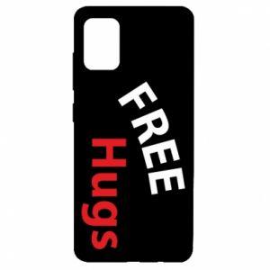 Etui na Samsung A51 Free Hugs
