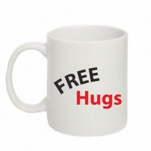 Kubek 330ml Free Hugs