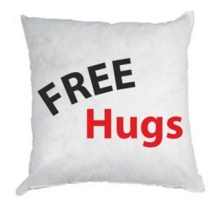 Pillow Free Hugs