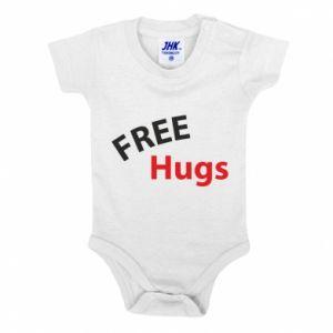 Body dziecięce Free Hugs