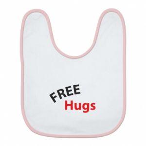 Śliniak Free Hugs