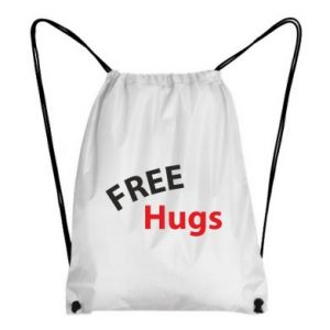 Backpack-bag Free Hugs