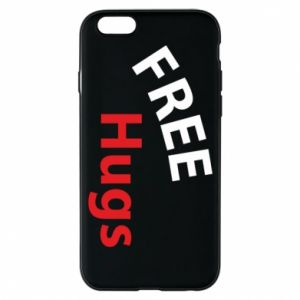 Phone case for iPhone 6/6S Free Hugs