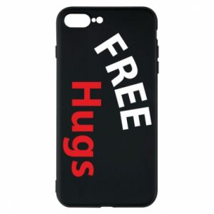 Phone case for iPhone 7 Plus Free Hugs