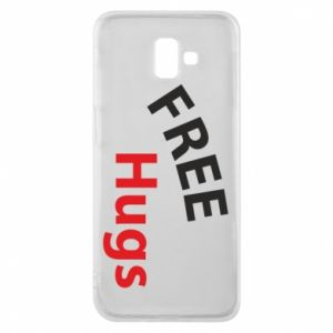 Phone case for Samsung J6 Plus 2018 Free Hugs