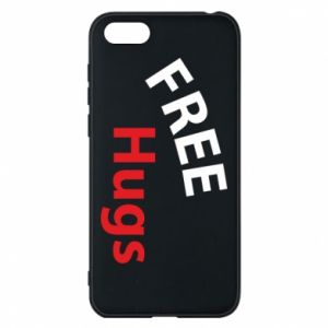 Phone case for Huawei Y5 2018 Free Hugs