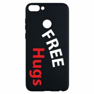 Phone case for Huawei P Smart Free Hugs