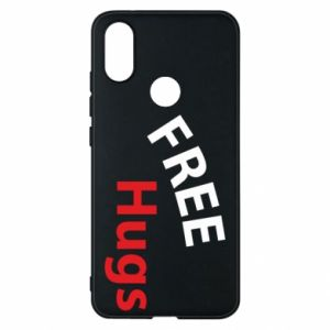 Phone case for Xiaomi Mi A2 Free Hugs