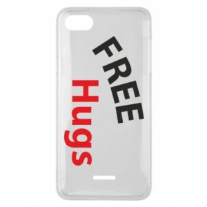 Phone case for Xiaomi Redmi 6A Free Hugs