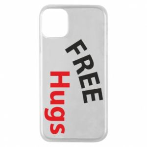 Phone case for iPhone 11 Pro Free Hugs