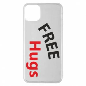 Phone case for iPhone 11 Pro Max Free Hugs