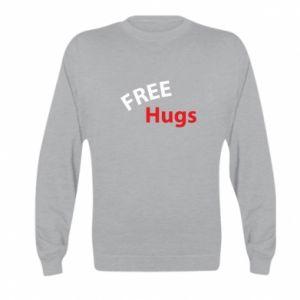 Bluza dziecięca Free Hugs