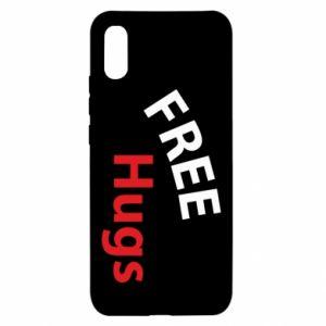 Etui na Xiaomi Redmi 9a Free Hugs