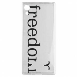 Sony Xperia XA1 Case Freedom