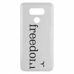 LG G6 Case Freedom