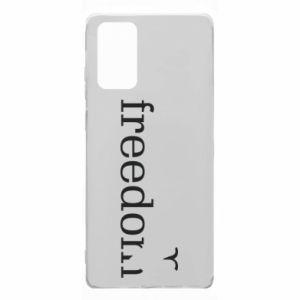 Samsung Note 20 Case Freedom