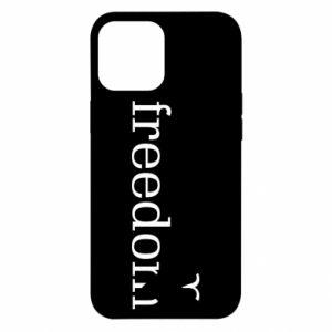 iPhone 12 Pro Max Case Freedom