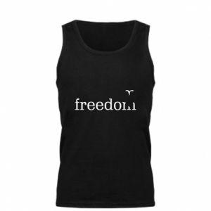 Męska koszulka Freedom