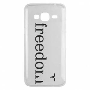 Samsung J3 2016 Case Freedom