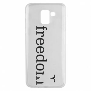Samsung J6 Case Freedom