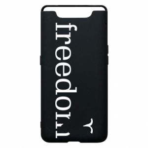 Samsung A80 Case Freedom