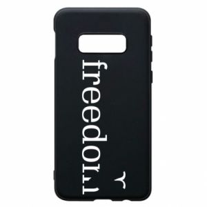 Samsung S10e Case Freedom