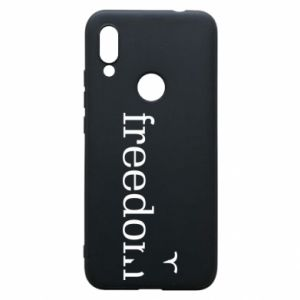 Xiaomi Redmi 7 Case Freedom