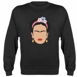 Sweatshirt Frida Kahlo - PrintSalon