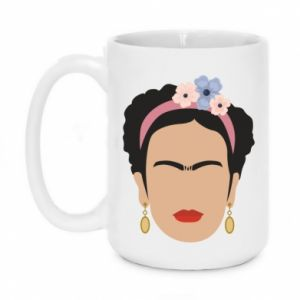 Mug 450ml Frida Kahlo - PrintSalon