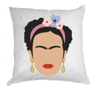 Pillow Frida Kahlo - PrintSalon