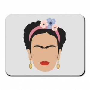 Mouse pad Frida Kahlo - PrintSalon