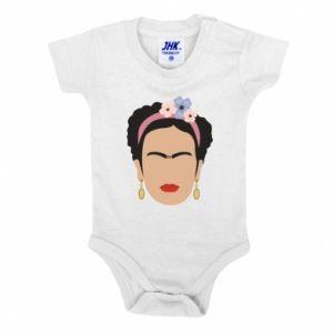 Baby bodysuit Frida Kahlo - PrintSalon