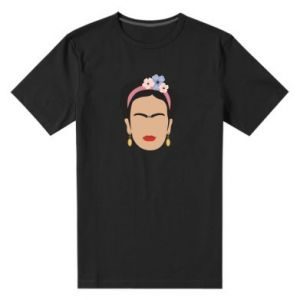 Men's premium t-shirt Frida Kahlo - PrintSalon