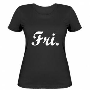 Damska koszulka Friday