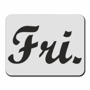 Podkładka pod mysz Friday