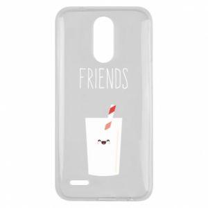 Etui na Lg K10 2017 Friend milk