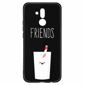 Etui na Huawei Mate 20 Lite Friend milk