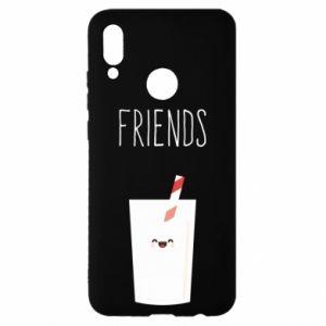 Etui na Huawei P Smart 2019 Friend milk