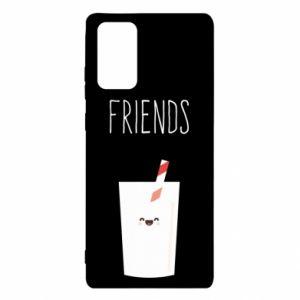 Etui na Samsung Note 20 Friend milk