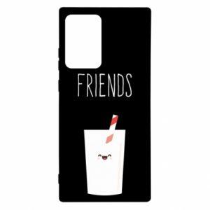 Etui na Samsung Note 20 Ultra Friend milk
