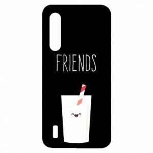 Etui na Xiaomi Mi9 Lite Friend milk