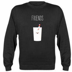 Bluza Friend milk