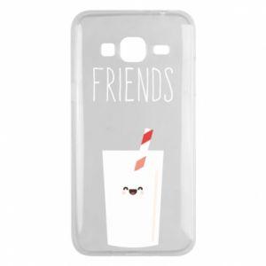 Etui na Samsung J3 2016 Friend milk