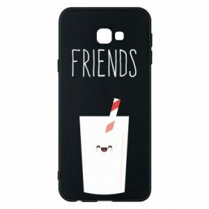 Etui na Samsung J4 Plus 2018 Friend milk